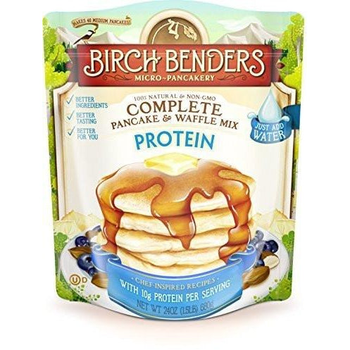 Birch Benders Complete Protein Pancake and Waffle Mix - Top Nutrition and Fitness Canada