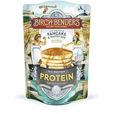 Birch Benders High Protein Pancake & Waffle Mix - Top Nutrition and Fitness Canada