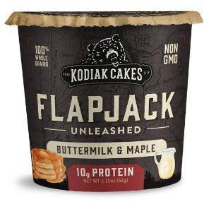 Kodiak Cakes Protein Flapjack Cup (1 cup) - Top Nutrition and Fitness Canada