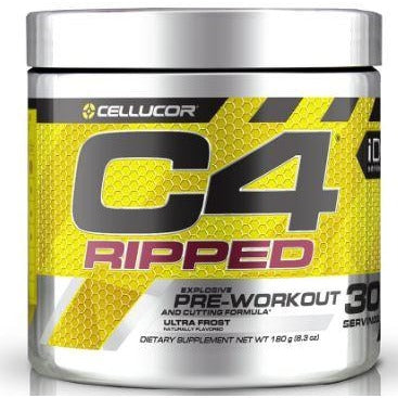 Cellucor C4 RIPPED Pre-Workout - Top Nutrition and Fitness Canada