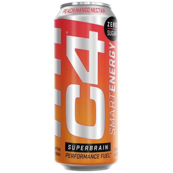 Cellucor C4 Smart Energy Drink (1 can) - Top Nutrition and Fitness Canada