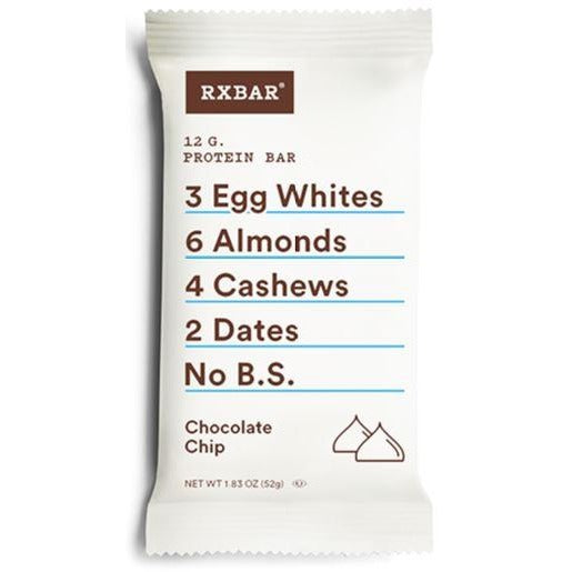 RXBAR Whole food protein bar (1 bar) - Top Nutrition and Fitness Canada
