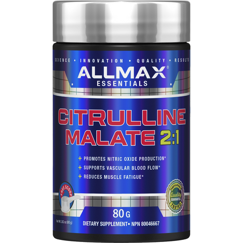 Allmax Nutrition Citrulline Malate (80g)