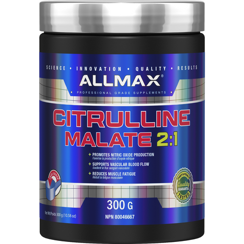 ALLMAX Citrulline Malate (150 servings / 300g)