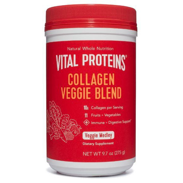 Vital Proteins Collagen Veggie Blend (10oz) - Top Nutrition and Fitness Canada