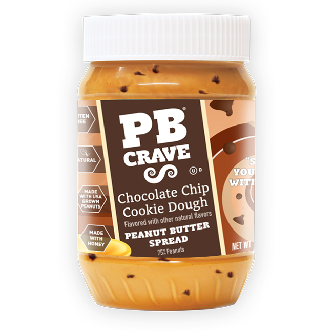 PB Crave Peanut Butter Spread - Top Nutrition and Fitness Canada