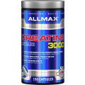 ALLMAX Creatine Monohydrate 3000 (150 caps) - Top Nutrition and Fitness Canada