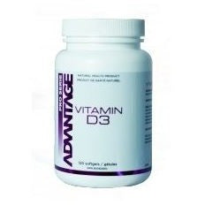 BNI Advantage Pro Serie Vitamin D3 (120 softgels) - Top Nutrition and Fitness Canada