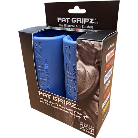 Fat Gripz - Top Nutrition and Fitness Canada