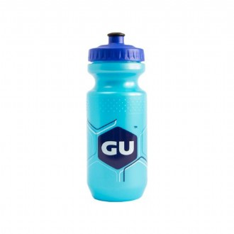 GU Water Bottle (Blue) - Top Nutrition and Fitness Canada