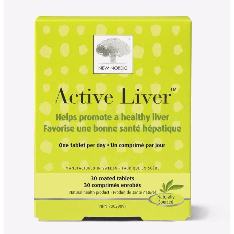 New Nordic Supplements Active Liver (30 tablets)