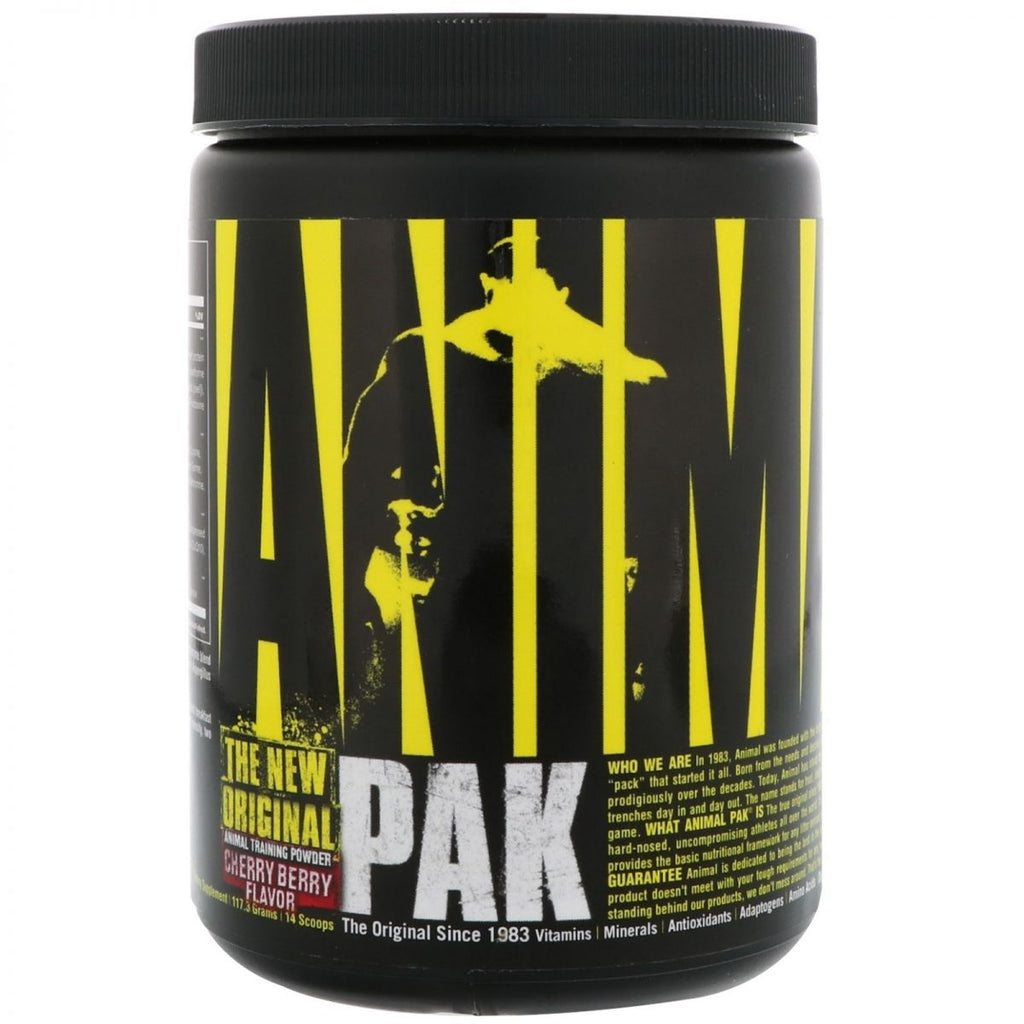 Animal Pak Mini Powder (7 servings) - Top Nutrition and Fitness Canada