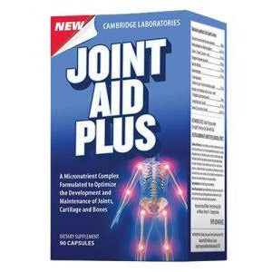 Joint Aid Plus (90 capsules) - Top Nutrition and Fitness Canada