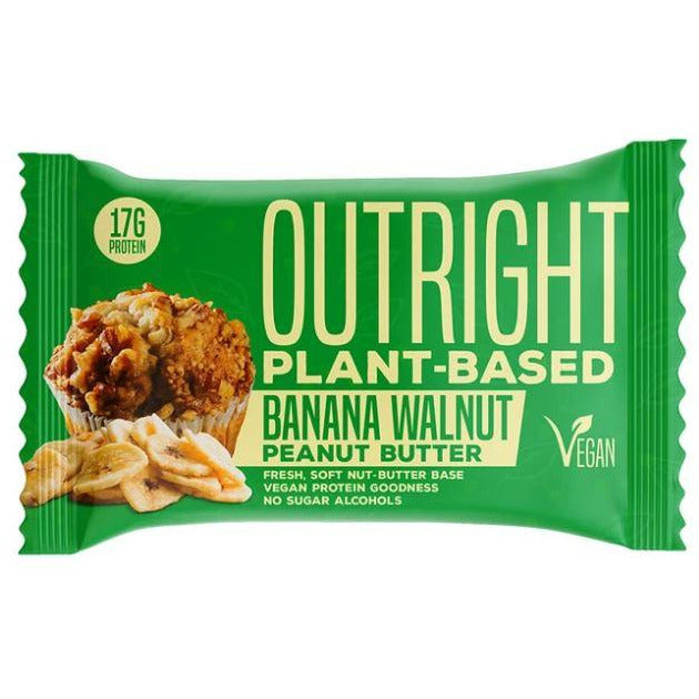 MTS Nutrition Outright Vegan Protein Bar (1 bar) - Top Nutrition and Fitness Canada
