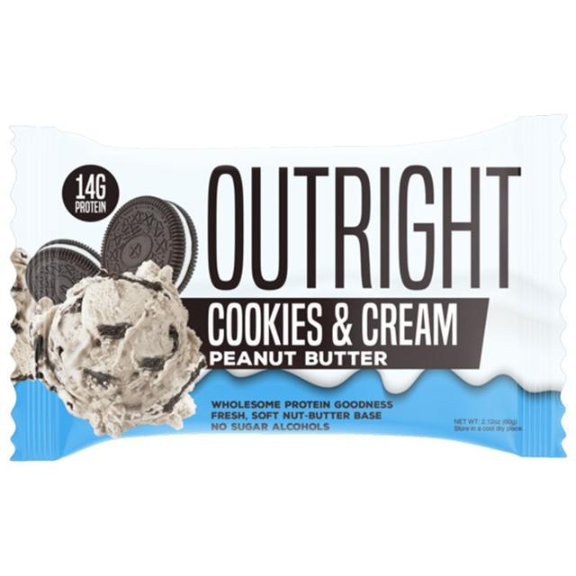MTS Nutrition Outright Protein Bar (1 Bar) - Top Nutrition and Fitness Canada
