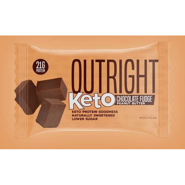 MTS Nutrition Outright KETO Protein Bar (1 bar)