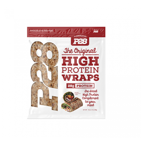 P28 Protein Wraps - Top Nutrition and Fitness Canada