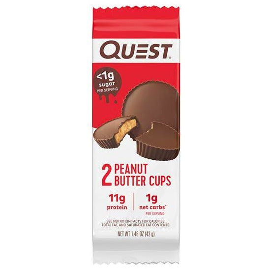 Quest Peanut Butter Cups (1 2-cup package)