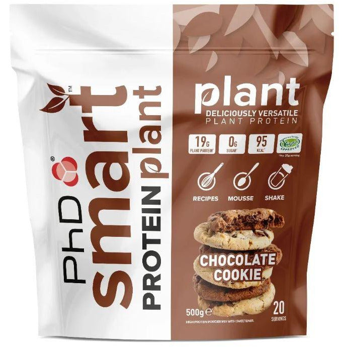 PhD Smart Protein Plant - Vegan Protein Powder (20 servings) - Top Nutrition and Fitness Canada