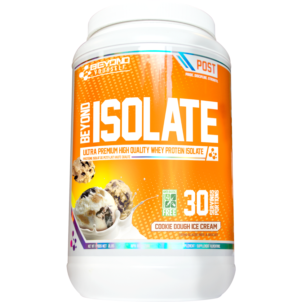 Beyond Yourself Whey Isolate (2 lbs) - Top Nutrition and Fitness Canada