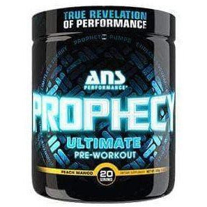ANS Prophecy Ultimate Pre Workout (20 servings) - Top Nutrition and Fitness Canada