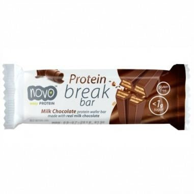 NOVO Protein Break Bar (1 bar) - Top Nutrition and Fitness Canada