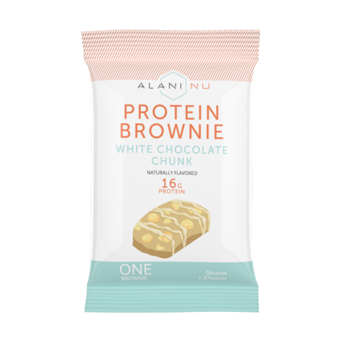 Alani Nu Protein Brownie (1 Brownie) - Top Nutrition and Fitness Canada