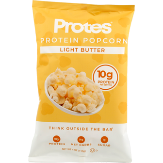 Protes Protein Popcorn (1 bag 1oz) - Top Nutrition and Fitness Canada