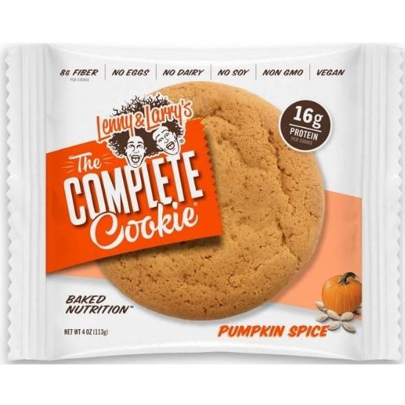 Lenny & Larry's Vegan Protein Cookie (1 cookie) - Top Nutrition and Fitness Canada
