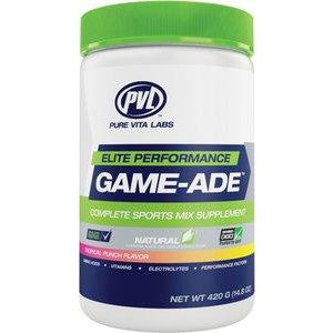 PVL Game-Ade (Complete Sports Mix - 60 servings)