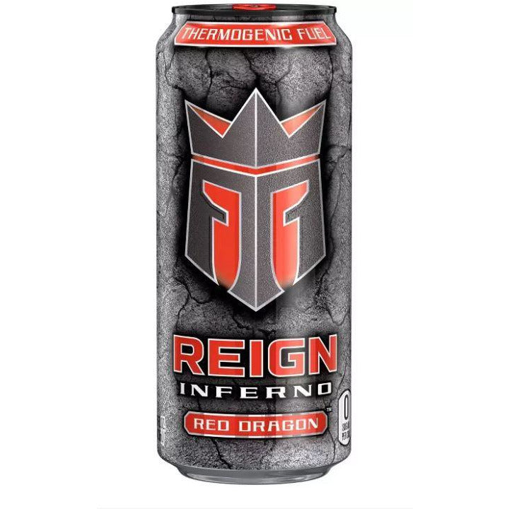 Reign Inferno Thermogenic Energy Drink (Sugar Free) - Top Nutrition and Fitness Canada