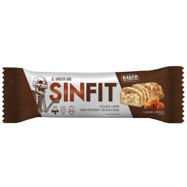 Sinister Labs SINFIT Protein Bars (1 bar)