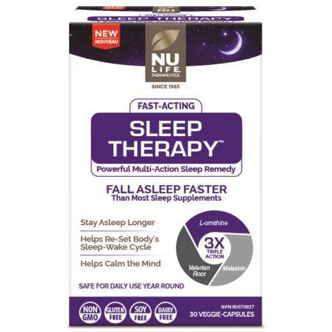 Nu Life Sleep Therapy - Top Nutrition and Fitness Canada