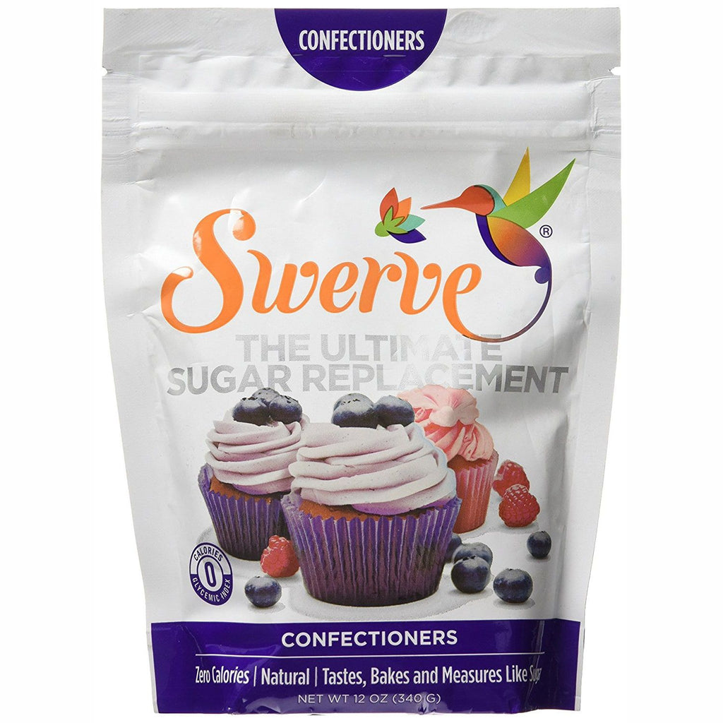 Swerve Icing Sugar The Ultimate Sugar Replacement (340g) - Top Nutrition and Fitness Canada