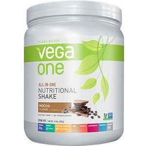 Vega One Nutritional Shake (10 serv.) - Top Nutrition and Fitness Canada