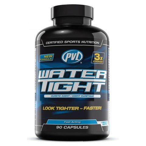 PVL Water Tight Pro Level Diuretic (90 capsules) - Top Nutrition and Fitness Canada