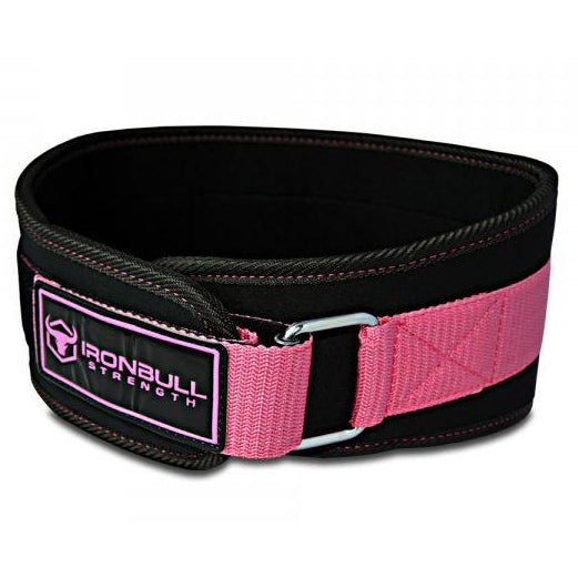 Iron Bull Women Weightlifting Belt - Top Nutrition and Fitness Canada