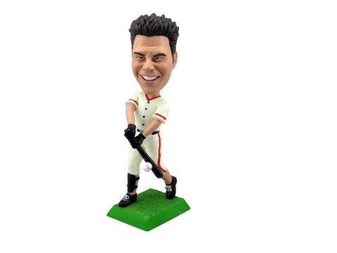 Homerun Derby Baseball Bobblehead