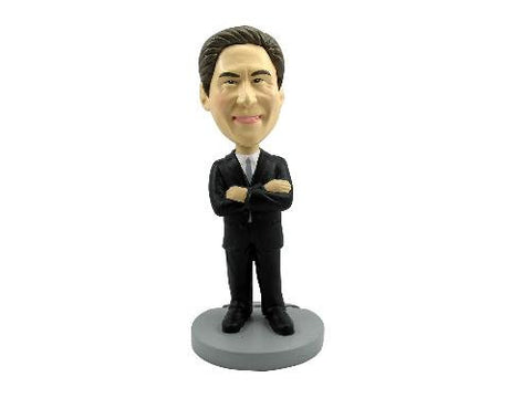 Business Executive CEO Bobblehead