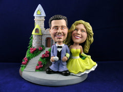 Bobblehead Custom Wedding Gift