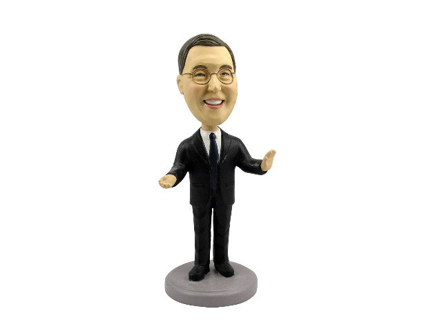 Politician Public Speaker Bobblehead