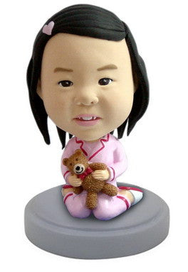 Customized Baby Bobbleheads