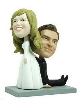 Wedding couple Figurine funny