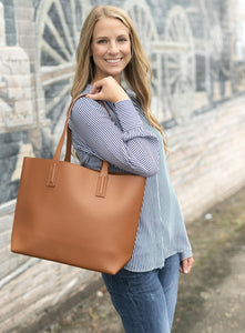 Camel Carly Purse