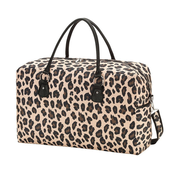 Wild Side Leopard Travel Bag