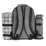 Picnic Backpack for 4 with all utensils included