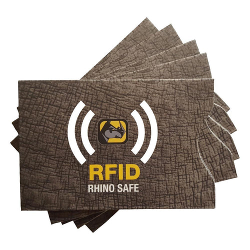 RFID Blocking-Credit Card Protector Sleeve