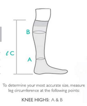 Rejuva Knee Highs Compression Sock