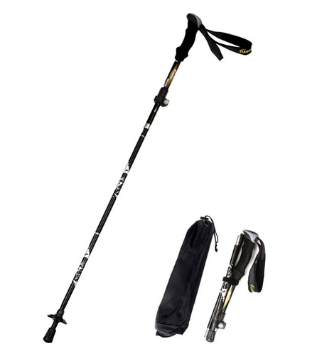 best aluminum alloy collapsible trekking pole