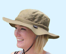 cooling safari hat